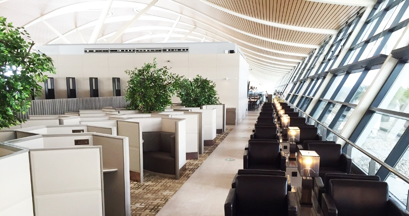 Plaza & China Eastern open new lounge at PVG