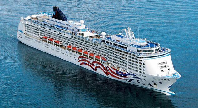 NCL wraps Pride of America upgrades