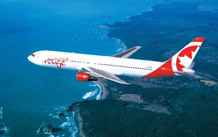 Air Canada Rouge To Launch Seasonal Flights From Vancouver To Osaka
