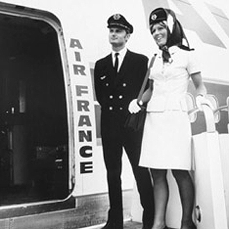 Air France Launches '80 Years Of Passion For Service' Contest