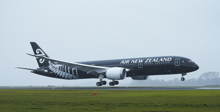 Air New Zealand Increases Capacity From YVR & LAX
