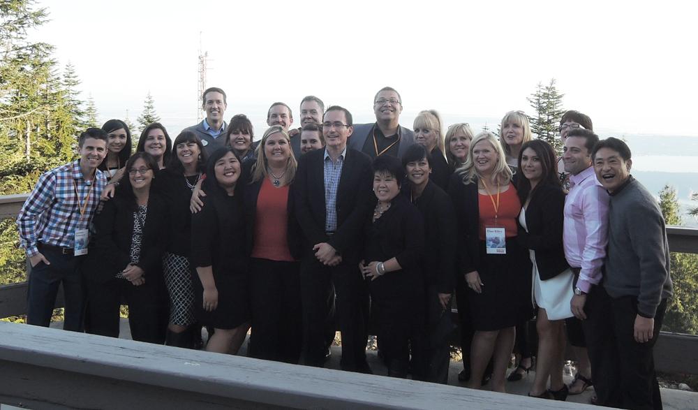 Anaheim/OC travel delegates wrap Western Canada roadshow