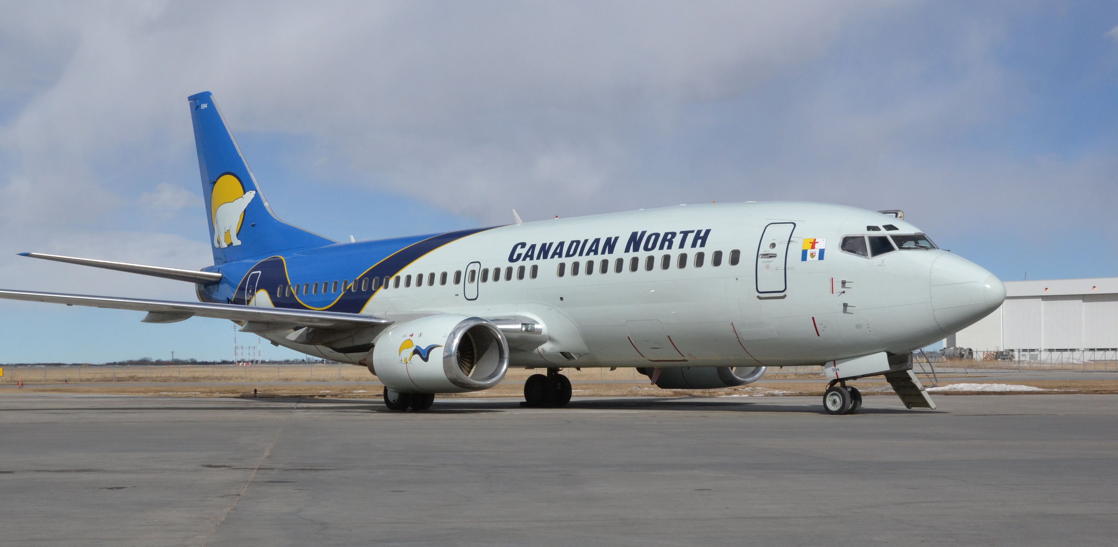 Canadian North, First Air announce codeshare