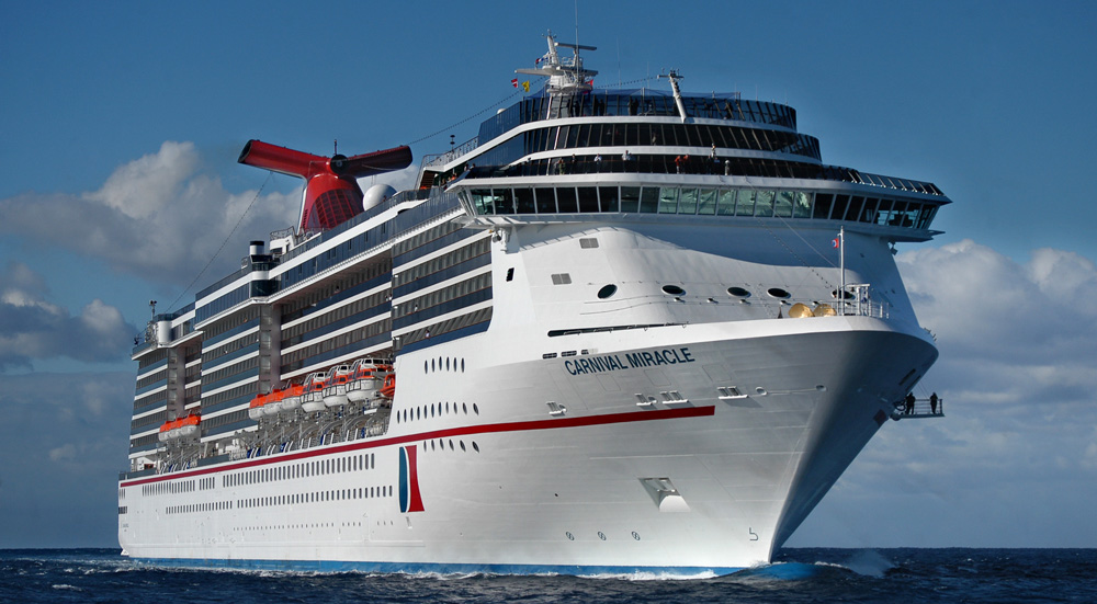 Carnival waives initial deposits for group sailings