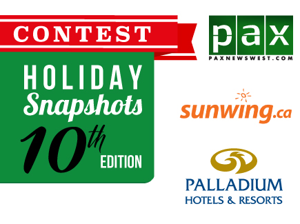 Holiday Snapshots contest returns for 10th year
