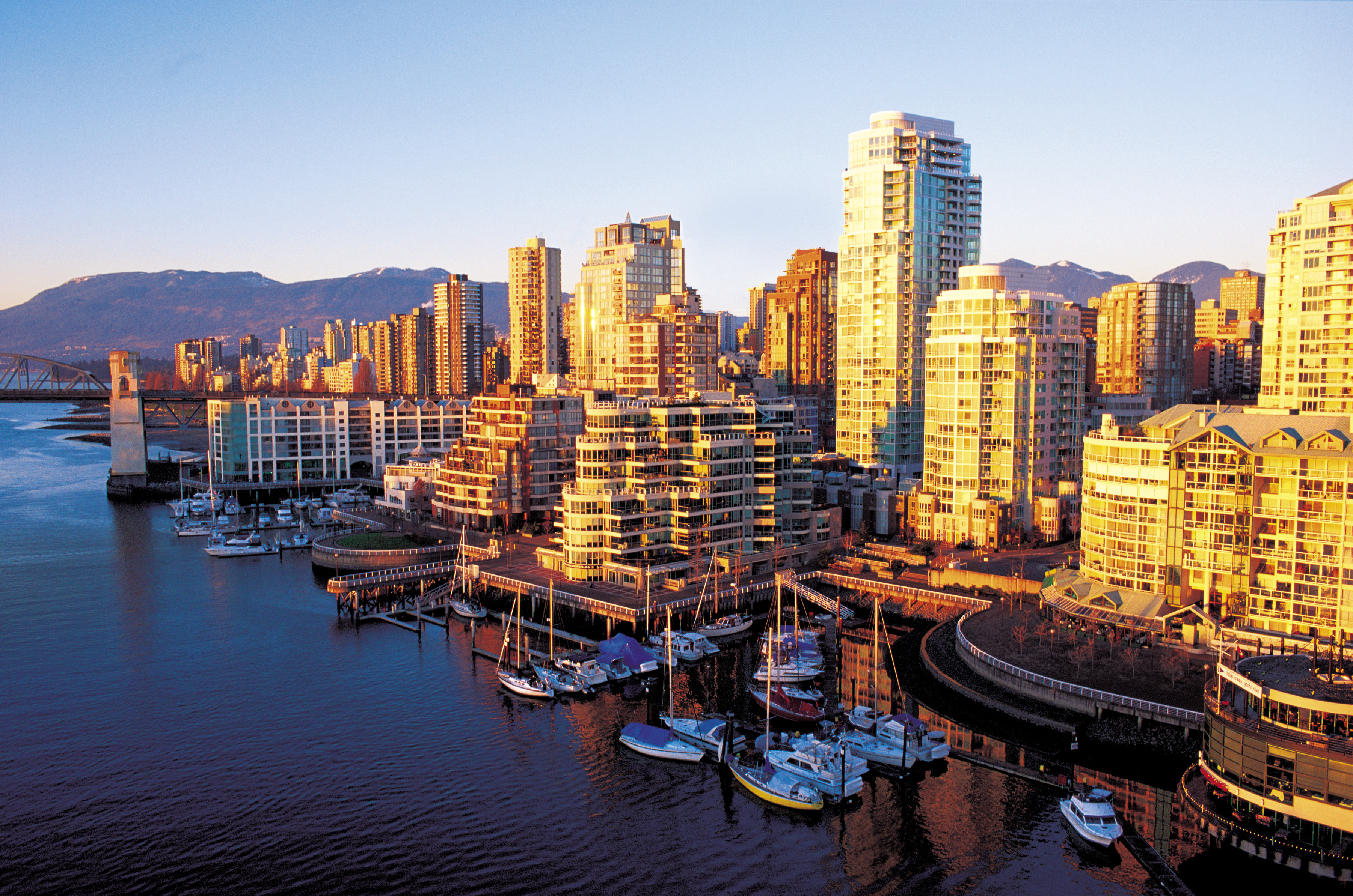 Economist Names Vancouver 3rd Best City In The World