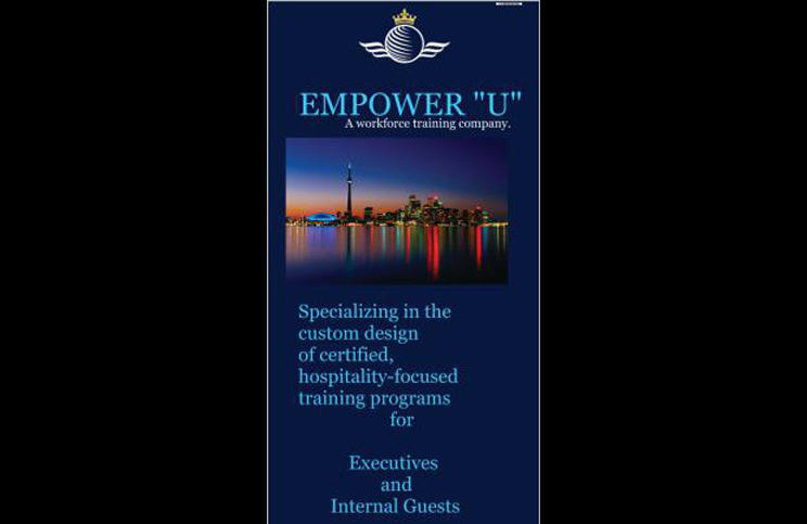 Empower U to provide staff training for AHLEI
