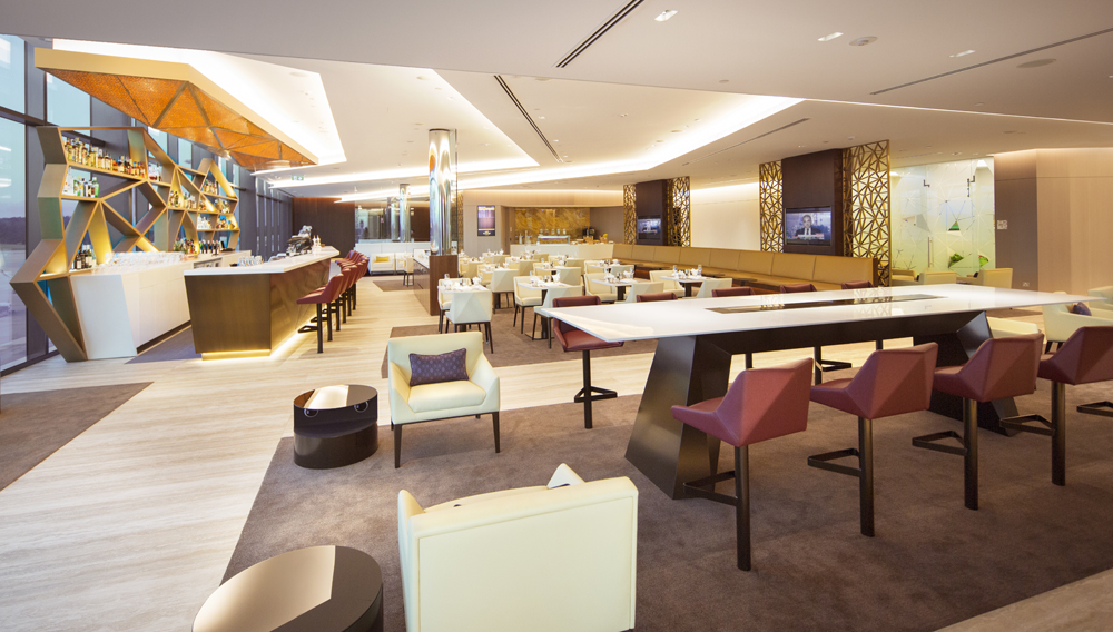 Etihad opens new Premium Lounge at MEL