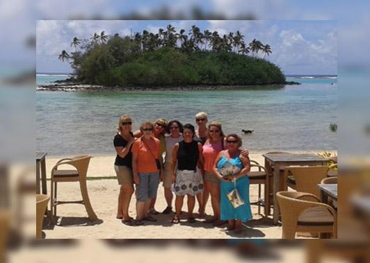 FAM report: Boomerang in the Cook Islands