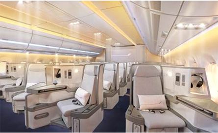 Finnair Reveals Cabin Re-Design