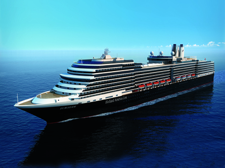Holland America Line Announces Pinterest Sweepstakes