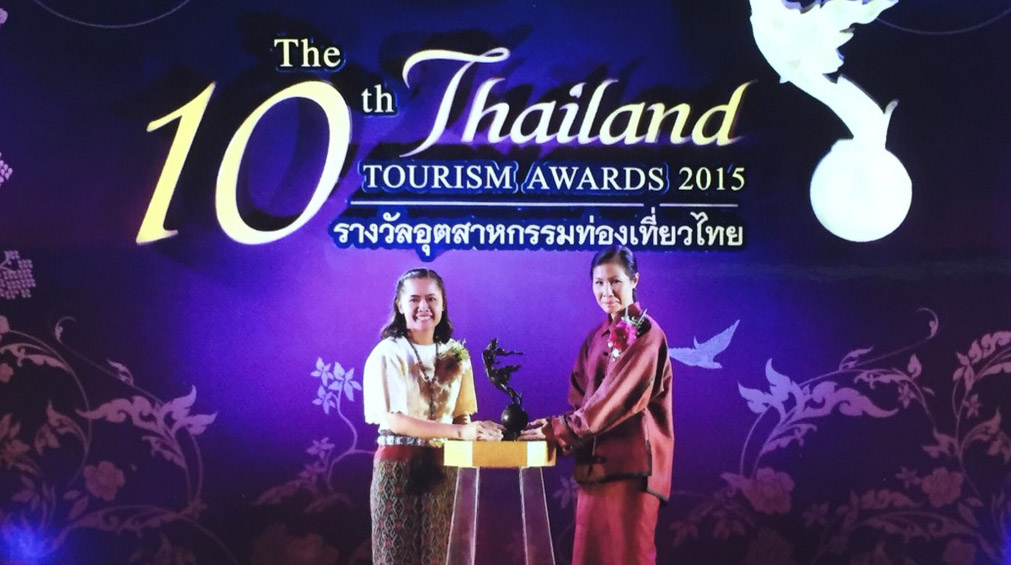 Intrepid honoured by Tourism Authority of Thailand