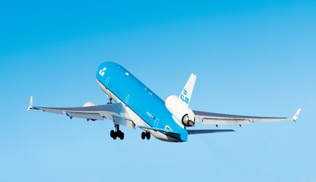KLM unveils Winter flight schedule for the West