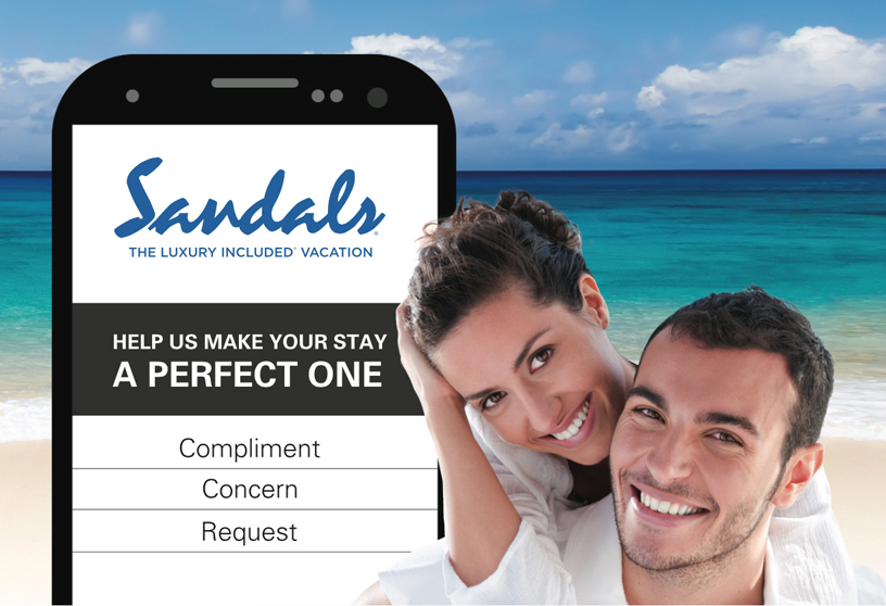 Loop Mobile Guest Engagement Technology Debuts At Sandals Resorts