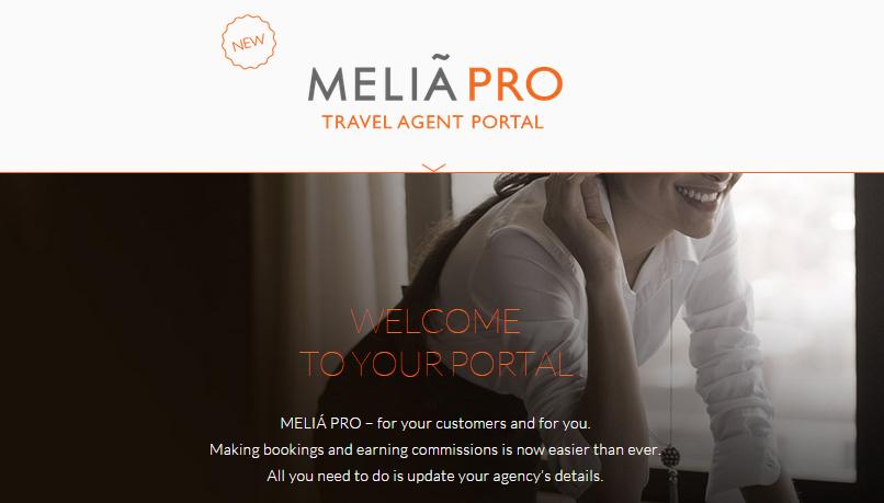 Melia Pro Rewards launched in Canada