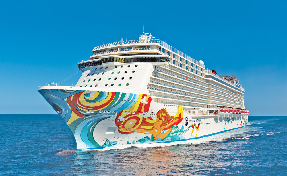 Sunwing's NCL cruise packages on sale