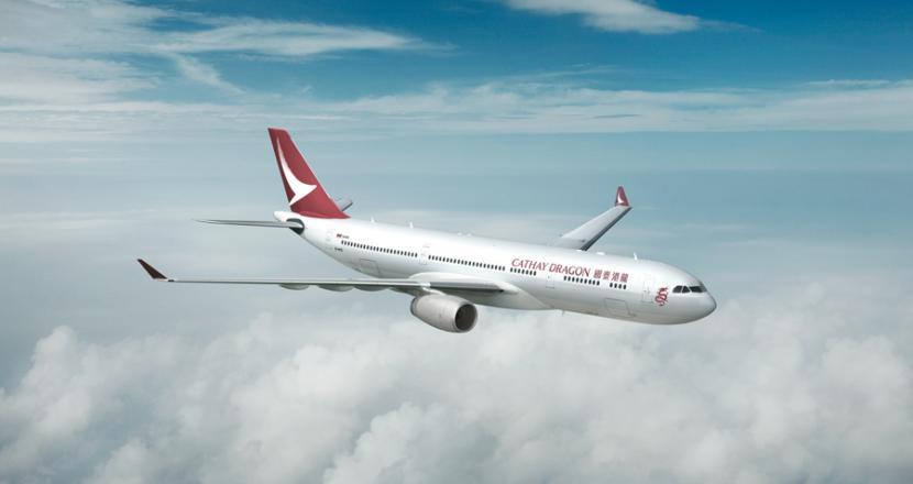 Cathay Pacific rebrands Dragonair