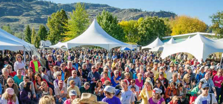 Coming Soon To The Okanagan: The Festival Of The Grape