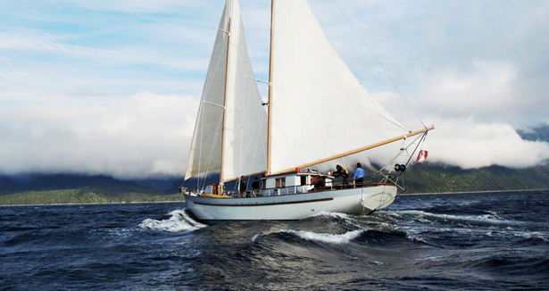 Outer Shores adds new Haida Gwaii sailing