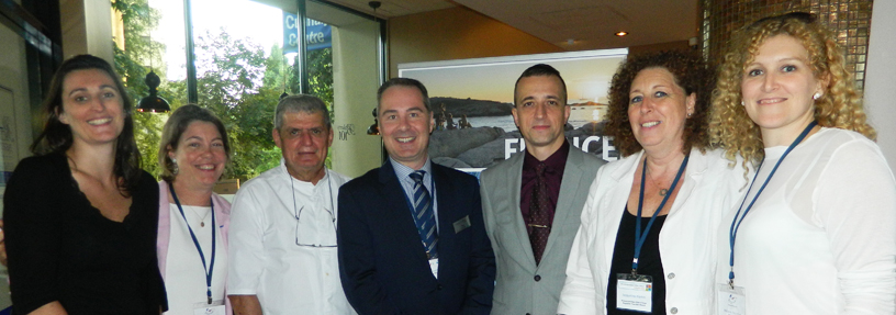 Provence- Alps-Cote d'Azur Road Show Kicks Off In Vancouver