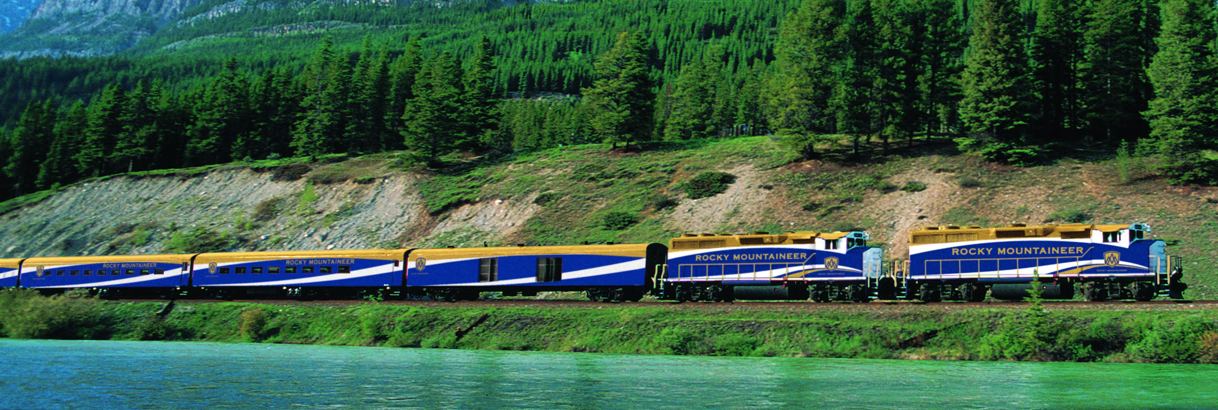 Rocky Mountaineer Releases 25th Anniversary Brochure