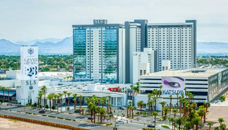 New SLS Las Vegas Officially Opens Tonight