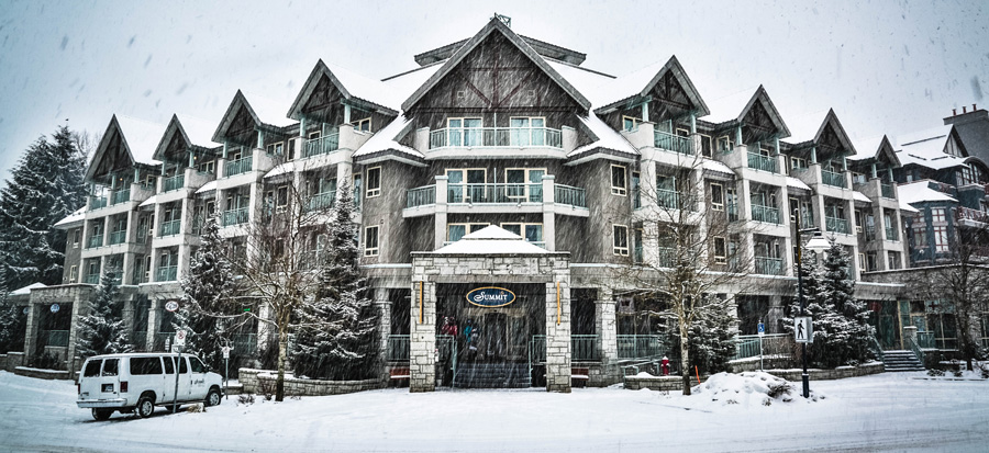 Summit Lodge recognized by World Ski Awards