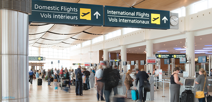 YWG reports quarterly results, airport enhancements