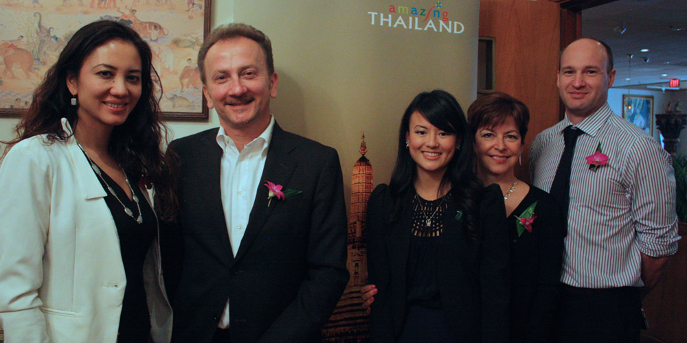 Trafalgar serves up a taste of Thailand
