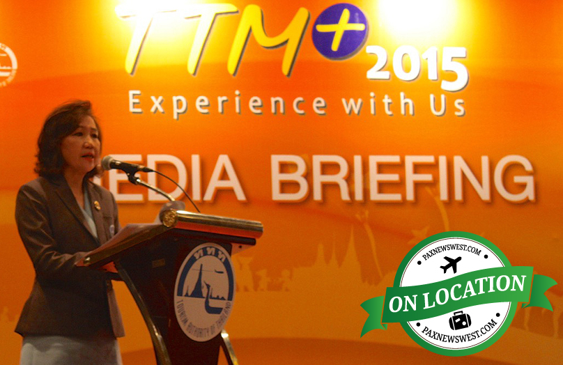 "TTM+ 2015: Experiential travel & the essence of ""Thainess"""