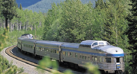 UnCommon Journeys Unveils New Canadian Panorama Train Journey
