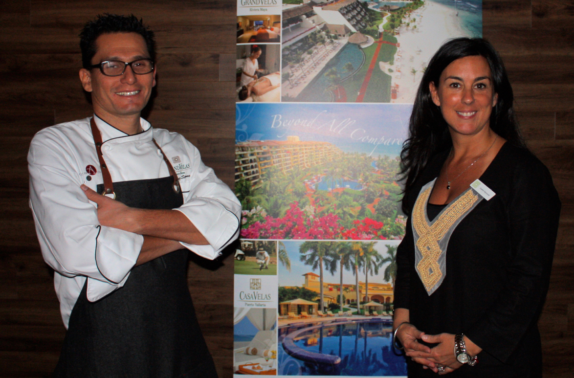 Velas Resorts showcases Chef Xavier Peréz Stone
