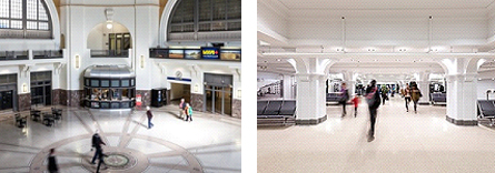 VIA Rail's Winnipeg's Union Station Gets Renovated