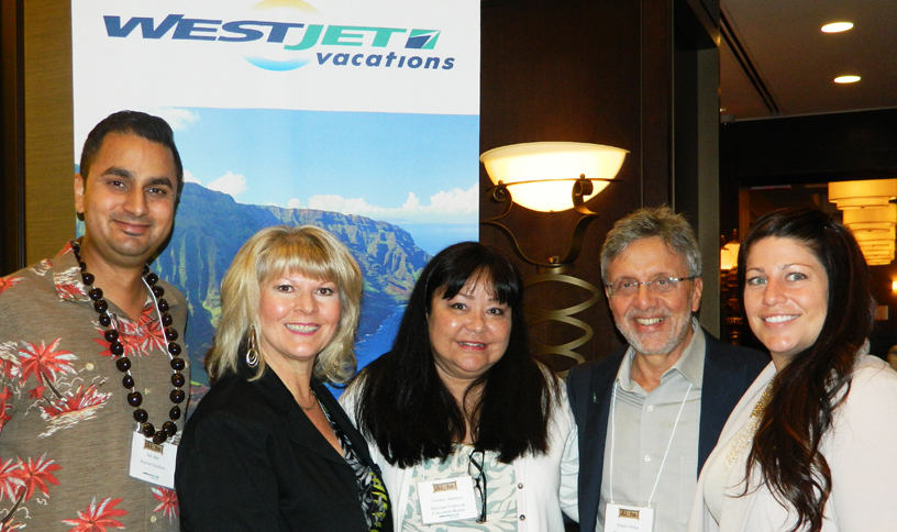 paxnewswest westjet vacations hawaii road show rolls through vancouver. Black Bedroom Furniture Sets. Home Design Ideas