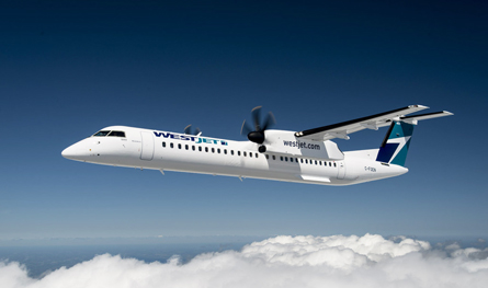 WestJet Increases Calgary-Comox Service
