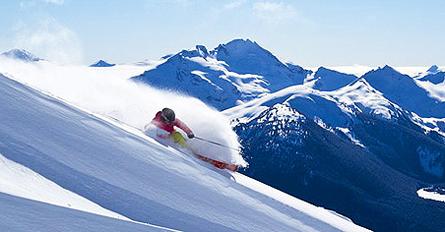 Whistler Blackcomb Named No. 1 Ski Area In North America