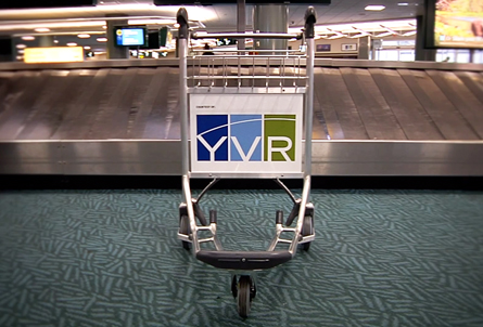 YVR Rolls Out New High Performance Baggage Carts
