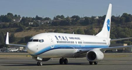 Xiamen Airlines' YVR-XMN flights ready to book