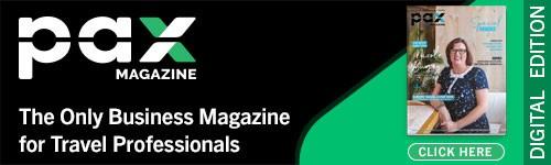PAX magazine - Standard banner (newsletter) - March 1