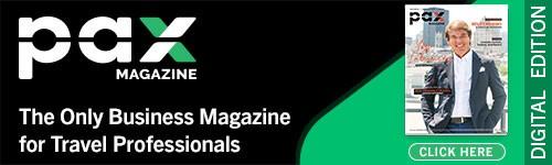PAX magazine - Standard banner (newsletter) - July 2