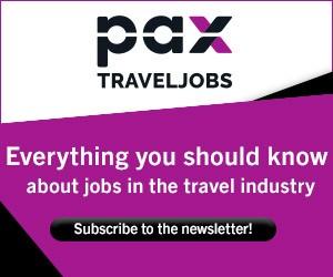 PAX Travel Jobs - Big box (Newsletter) - July 15