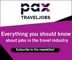 PAX Travel Jobs - Big box (Newsletter) - Sept 2
