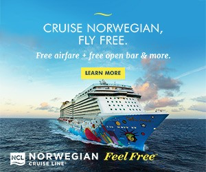 Norwegian Cruise Line - Big box (Newsletter) - Sept 9