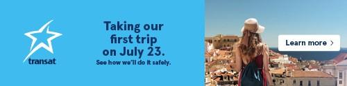 Transat - Standard Banner (Newsletter) - June 15 2020