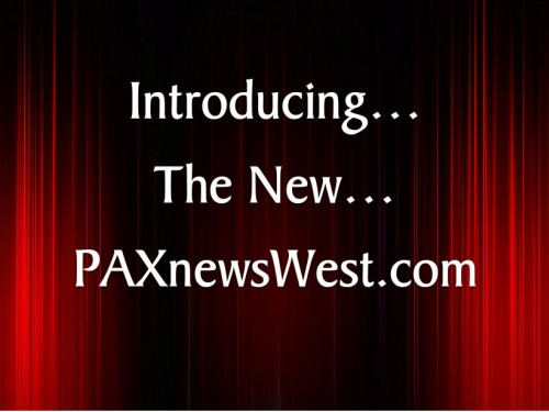 A brand new look for PAX!