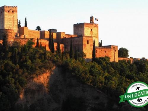 Exploring magical Andalucia