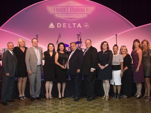 AMG recognizes top affiliates, preferred supplier partners at gala