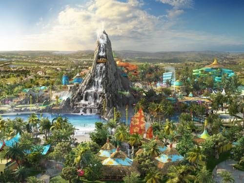 Universal Orlando unveils new waterpark