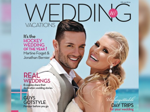 Wedding Vacations releases fall/winter issue