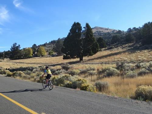 Oregon designates new cycling route